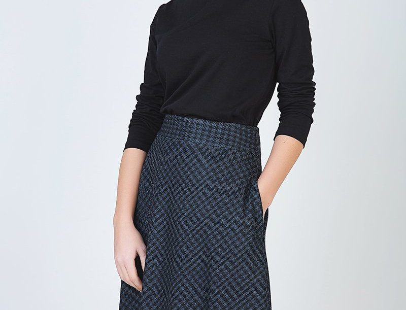 Agatha Flare Skirt
