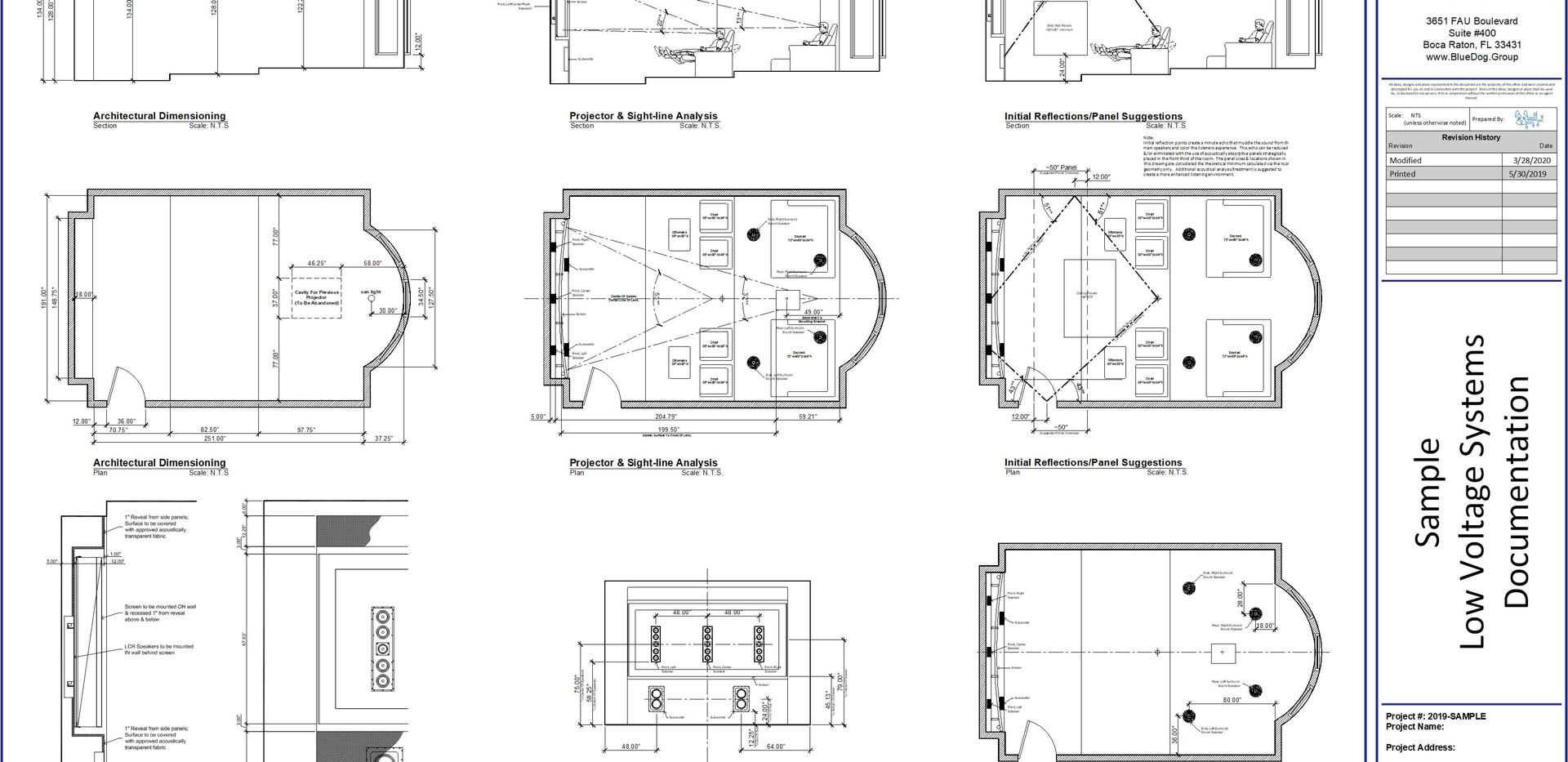 BDG-Sample LV Drawings-LV-v1.0-Theater A