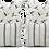 Thumbnail: Camille Stripe Linen Pillow Cover