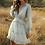 Thumbnail: The Cosette Dress - Rose