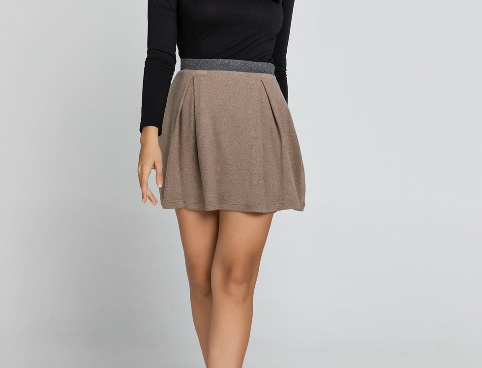 Troya Mini Skirt