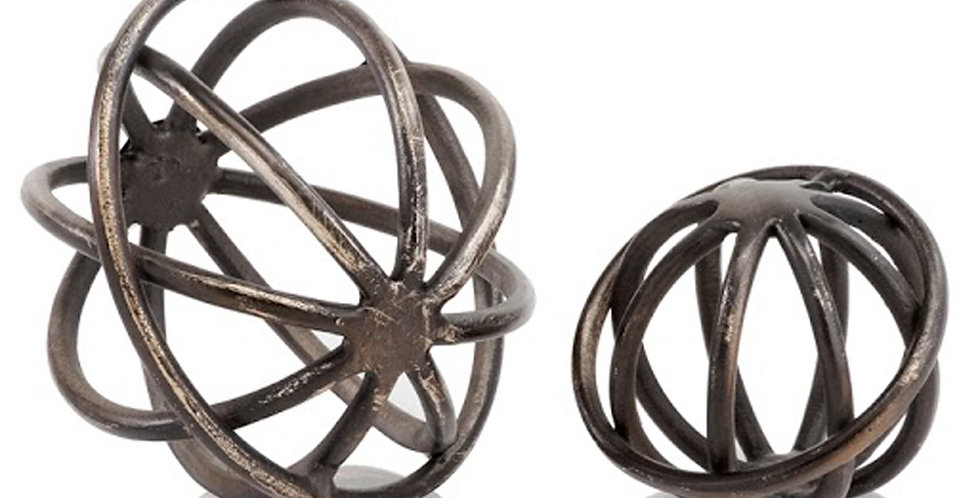 Bronze Sphere - Small