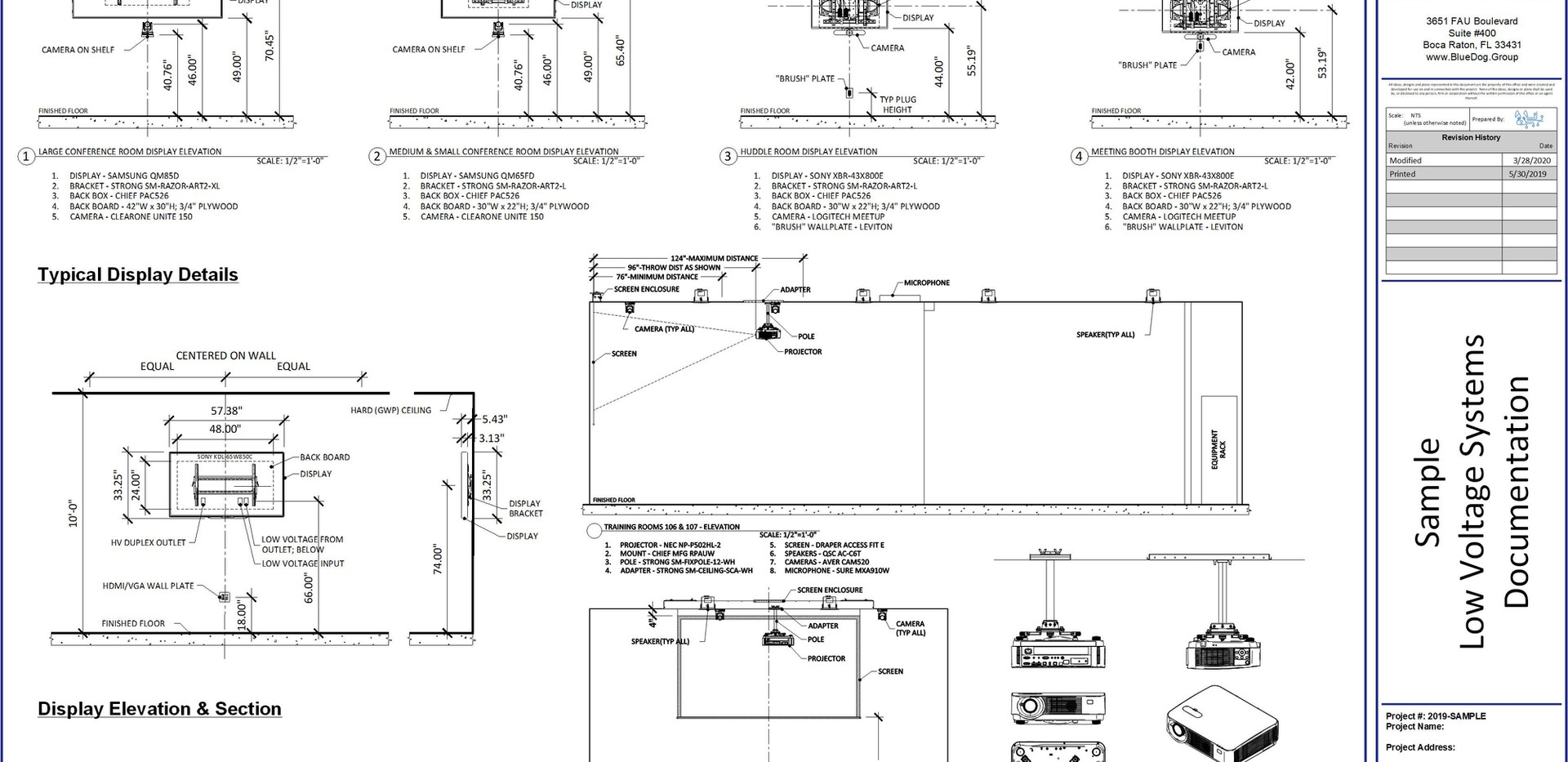BDG-Sample LV Drawings-LV-v1.0-CAD Detai