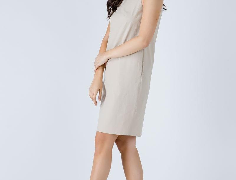 Thea Cotton Sack Dress
