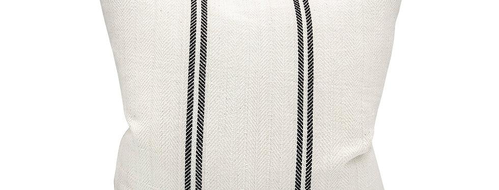 Marseille Stripe Pillow Cover