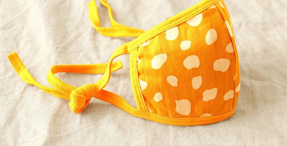 Organic Arnoldi Face Mask - Golden Saffron