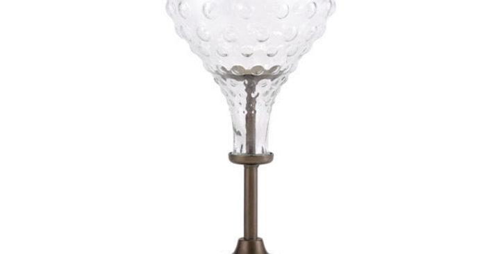 Avebury Brass Candle Holder