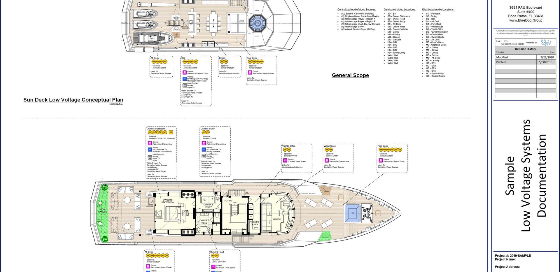 BDG-Sample LV Drawings-LV-v1.0-Yacht Con