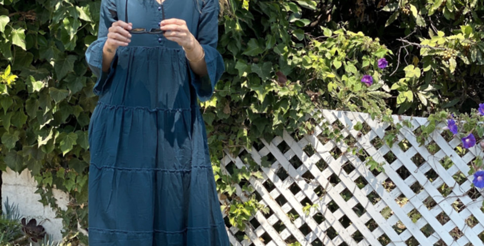 Mika Maxi Dress - Slate