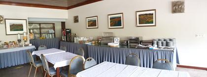 Sala pequeno-almoço