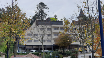 Hotel outono