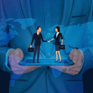 L'importance des références en affaires