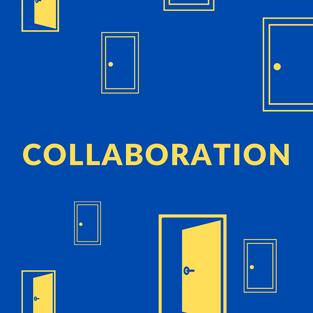 La collaboration, grandir et innover ensemble !