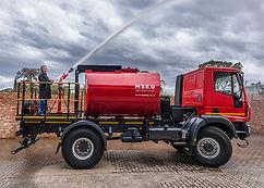 MSEQ | Water Tanker, Fire Truck