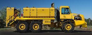 MSEQ | Mining Service Truck