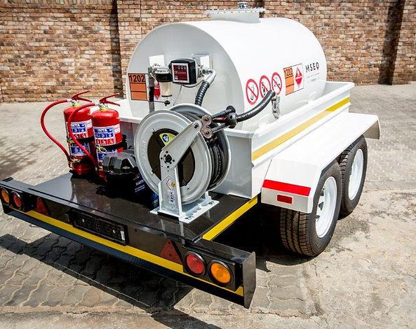 Diesel Tank Trailer | Water Bowsers | MSEQ