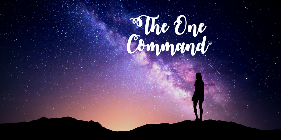 The One Command® AUGUST
