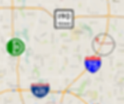 Map Innergetic Awakenings in Richadson