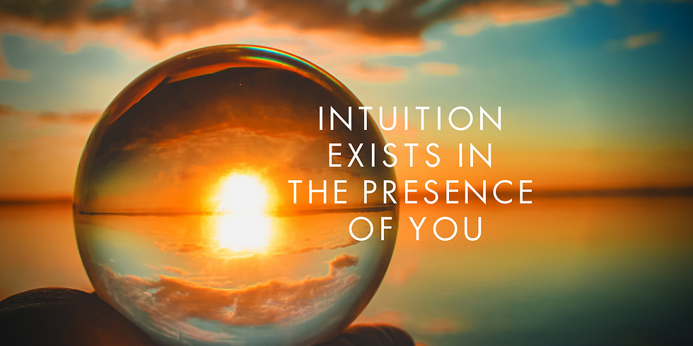BE A GUEST - DAY 1 INTUITION CHALLENGE