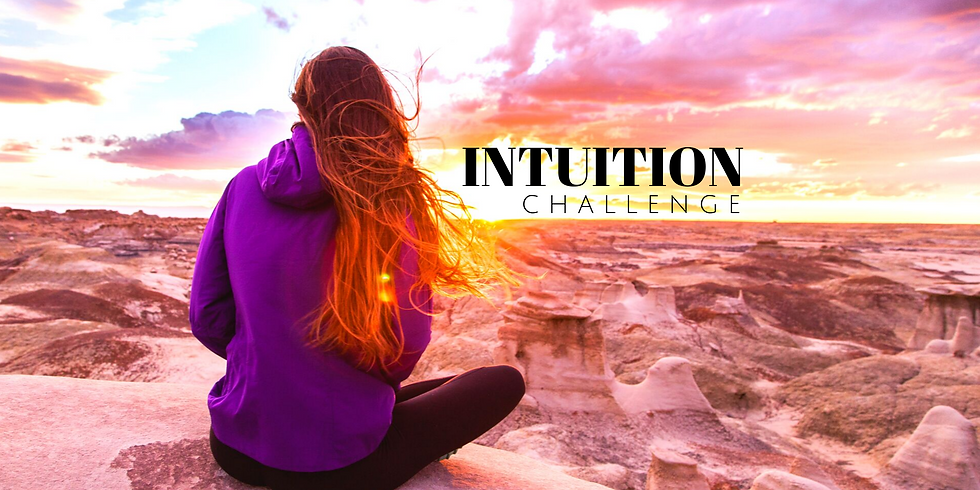 INTUITION CHALLENGE 2020