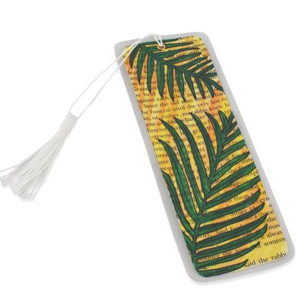 Yellow Bookmark