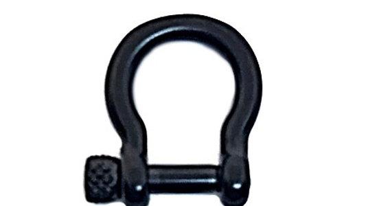 Grillo nero 4 mm - acciaio 304