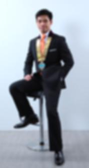 President Benjamin Lee (JCIHK Website).p