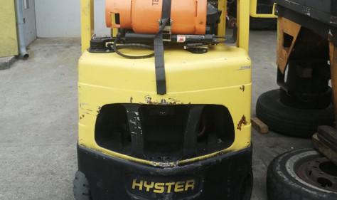 Hyster viljuškar 3500 kg nosivosti