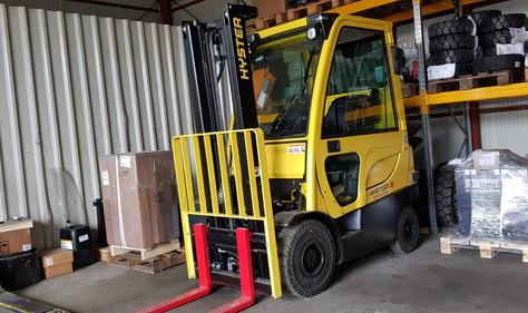 Hyster viljuškar 1800 kg nosivosti