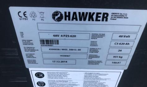 Hawker baterija 2014 godina proizvodnje