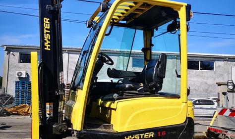 Hyster viljuškar 1600 kg nosivosti, BROJ 205