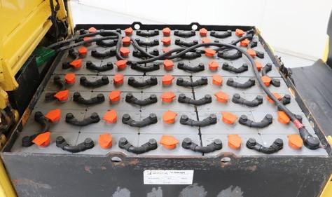 Baterija viljuškar 80V