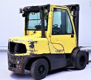 Hyster viljuškar 4000kg nosivosti, BROJ 210