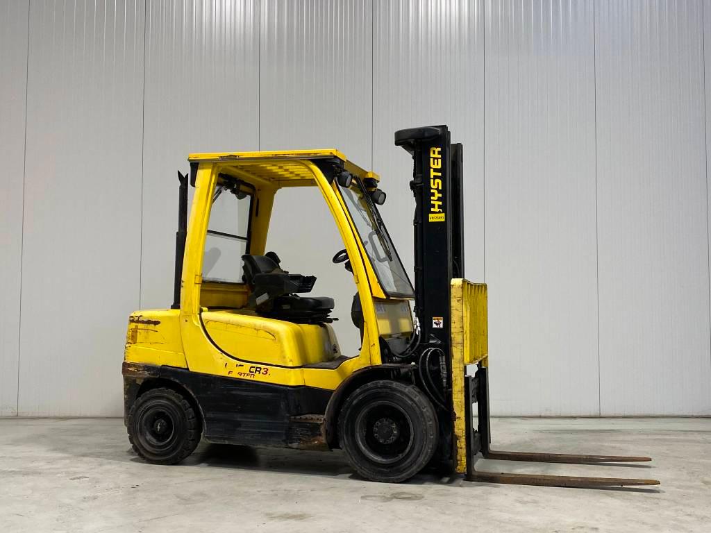 Hyster viljuškar 3000 kg nosivosti, BROJ TT913