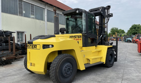 Hyster viljuškar 16000kg nosivosti, BROJ 207