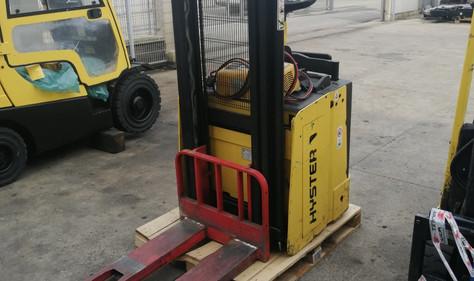 Hyster elektro viljuškar 1500 kg nosivosti
