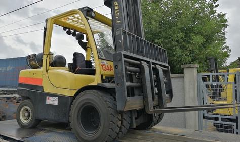 Hyster viljuškar 5500 kg nosivosti