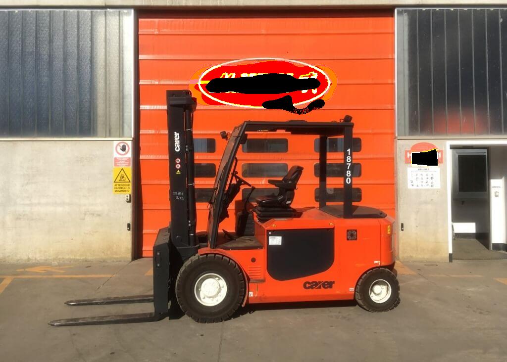 Carer viljuškar 7000 kg nosivosti