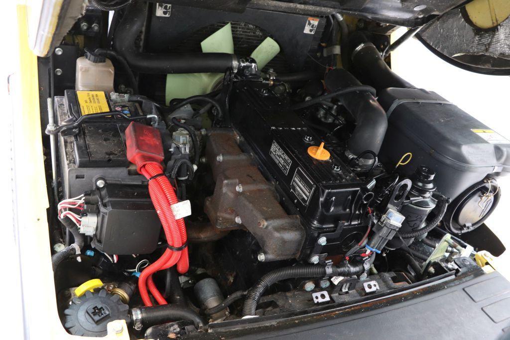 Motor viljuškara