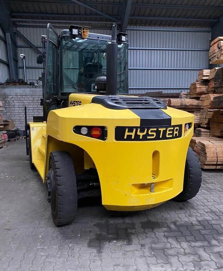 Hyster viljuškar 12t nosivosti, BRIJ TT904