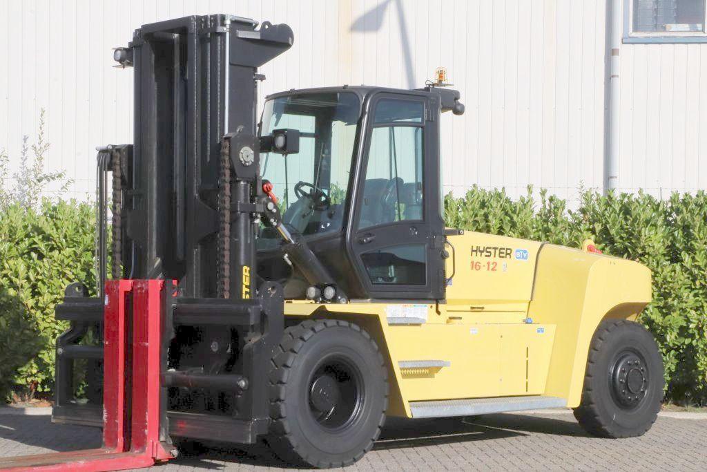 Hyster dizel viljuškar 16000 kg nosivosti