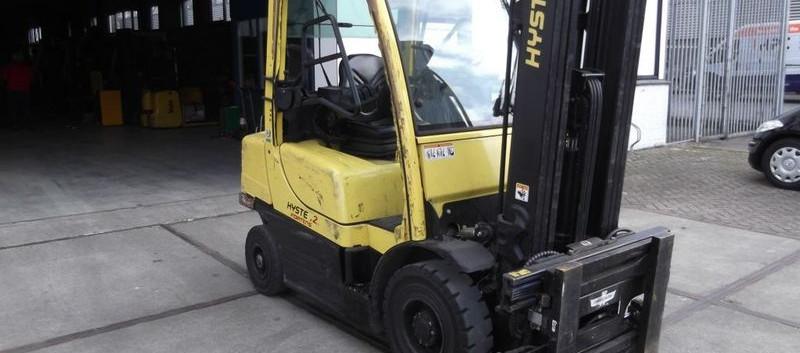 Hyster viljuškar 2500 kg nosivosti BROJ TT920