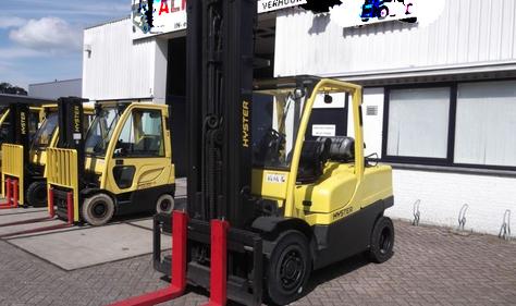 Hyster viljuškar 5000 kg nosivosti, BROJ TT924