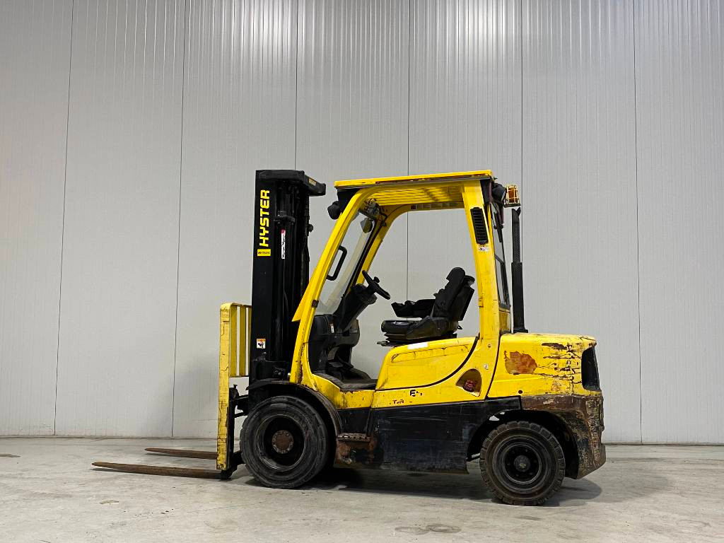 Hyster viljuškar 3000 kg nosivosti