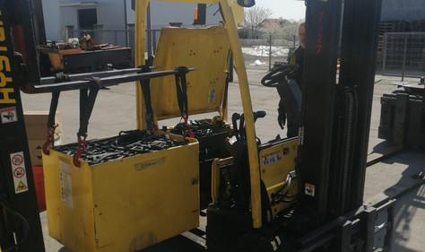 Hyster viljuškar 1800 kg nosivosti, BROJ 197
