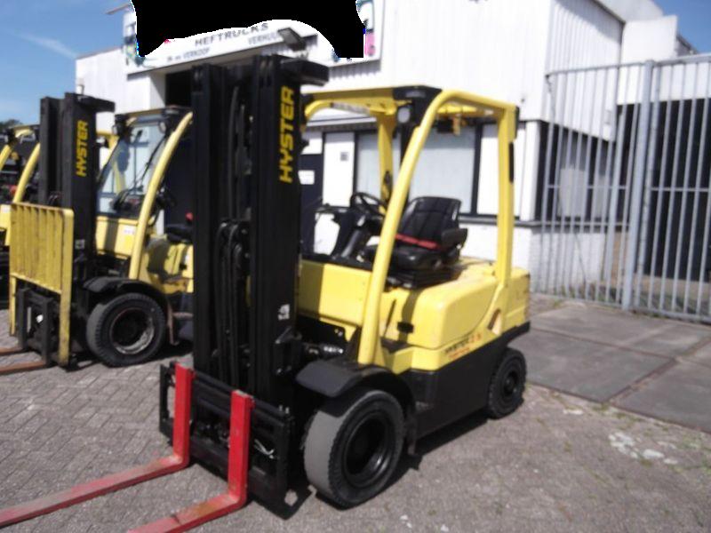 Hyster viljuškar 2500 kg nosivosti, dizel