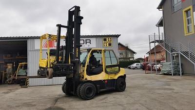 Hyster viljuškar 8000 kg nosivosti