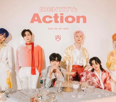 ニューアルバム「IDENTITY : Action」6/19(土)リリース決定!