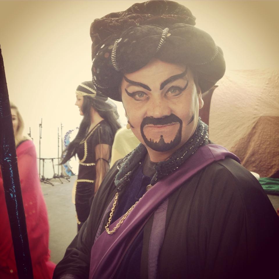 Jafar Dubai 2015