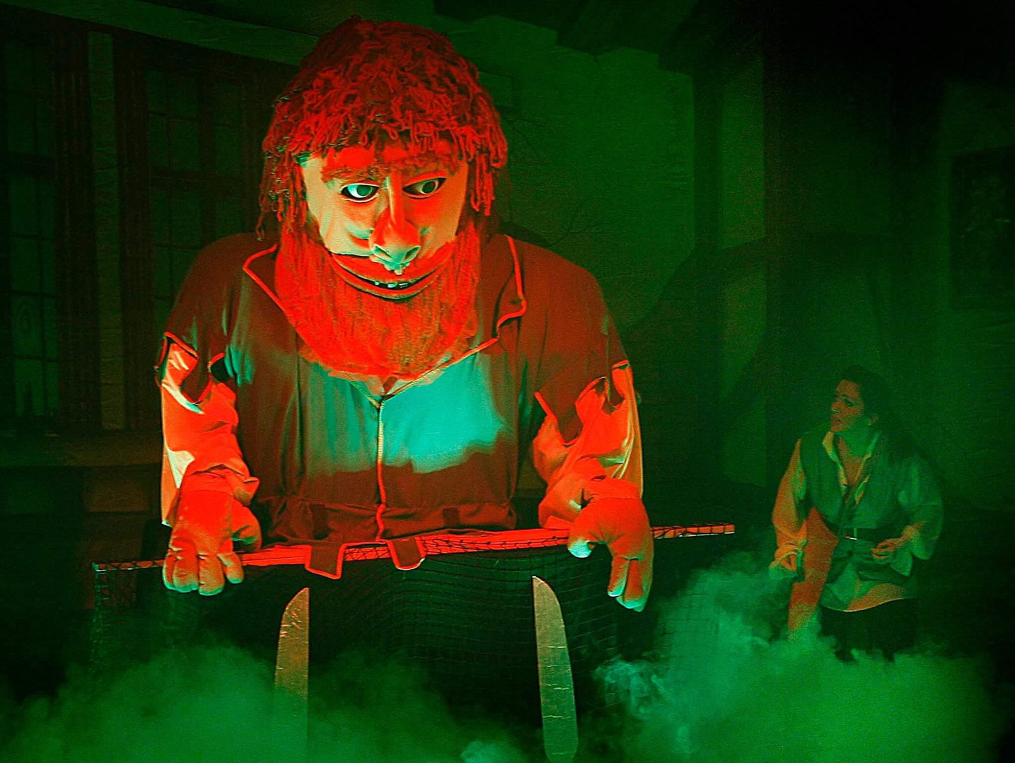 Jack & The Giant - Jack & The Beanstalk